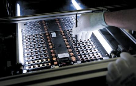Batterien: Risiko für deutsche Hersteller