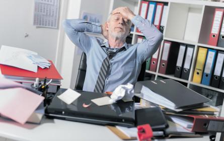 Burnout nimmt zu