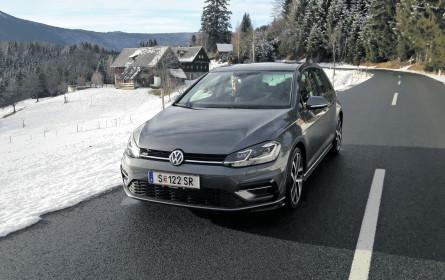 """VW Golf TSI: """"Di vergiss i nie!"""""""
