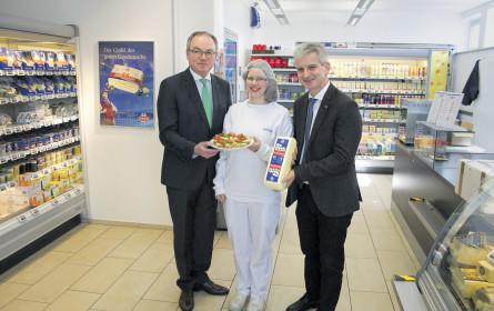Bergland investiert in Mozzarella-Verarbeitung