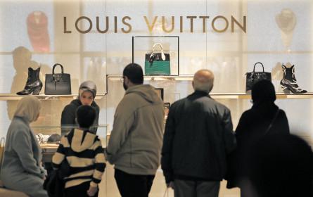 Weniger Wachstum bei Luxusgütern