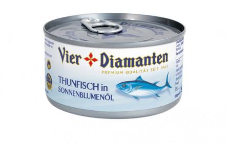 Qualitäts-Thunfisch