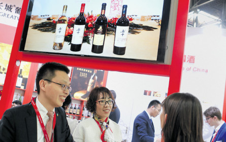 ProWine China im Aufwind