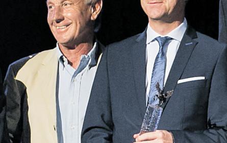 Auszeichnung in Linz