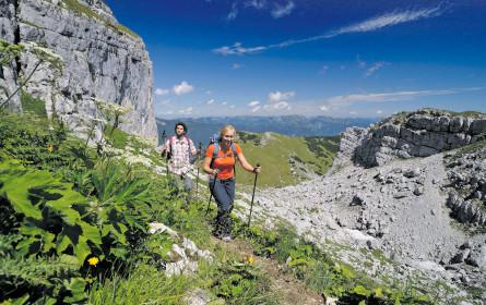 Imagegewinn für die Bergwelten