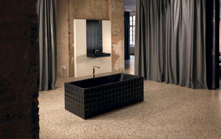Black Glamour – für mehr Glanz im Bad