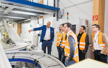 """Industrie 4.0 """"live"""""""