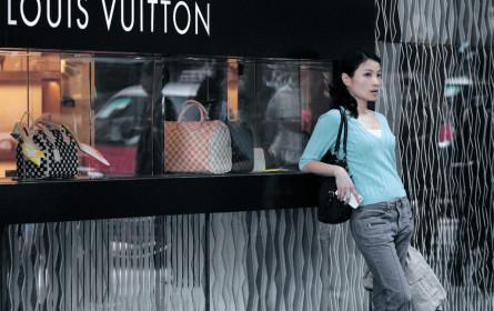In China geht der Luxus spazieren