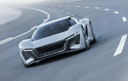 Audi zeigt neue Studie PB18 e-tron