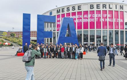 Die IFA funkt 2018 kräftig aus Berlin
