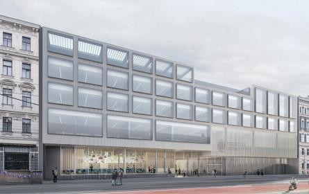 Medizinuni Wien wird neu gebaut
