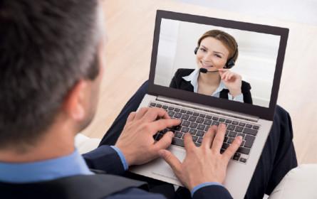 Video-Call zur Authentifizierung