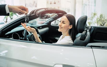 Neuer Prüfstandard kurbelte Autoabsatz an