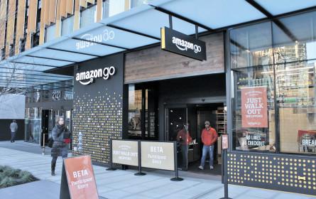 Flott mit Amazon Go