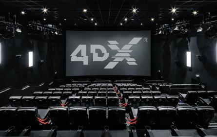 Neues 4DX-Kino