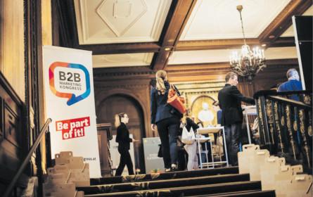 B2B Kongress, die zweite