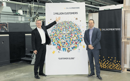 Eine Million Kunden
