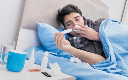 Erkältungszeit heizt der Pharmabranche ein