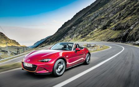 Mazda legt im ersten Halbjahr zu