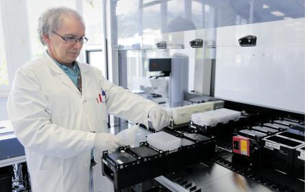 Biocrates forciert Analyse