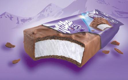 Wirbel um Milka Schoko Snack