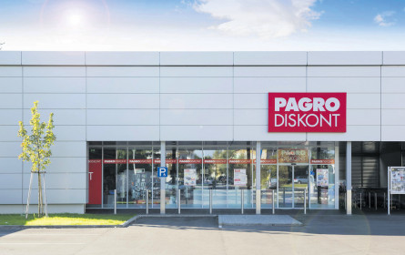 Pagro Diskont mit neuem Standort