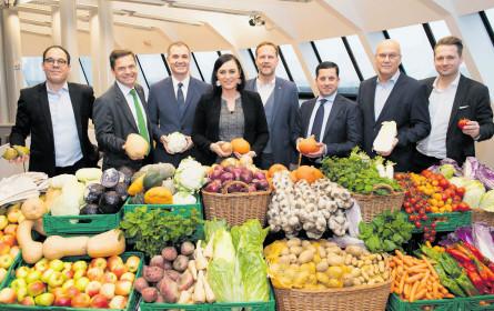 Auf Augenhöhe mit dem Lebensmittelhandel
