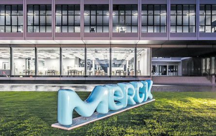Merck kooperiert mit IT-Firma