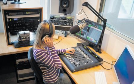 Radio ist noch immer sehr beliebt