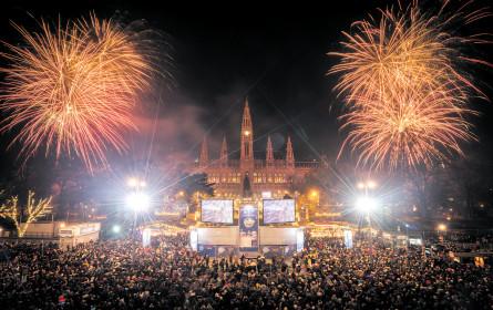 Silvester in Wien feiern