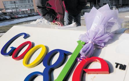 Unterwirft sich Google chinesischer Zensur?