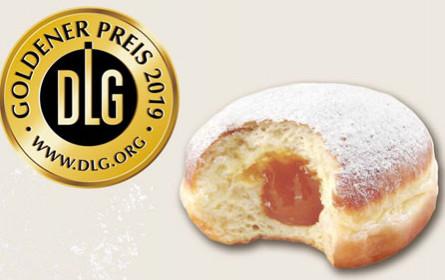 DLG-Gold für Kuchen-Peter Meisterkrapfen