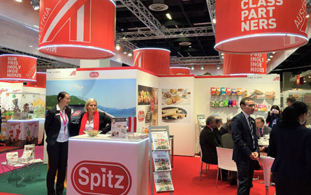 Spitz präsentiert Private Label-Innovationen auf der ISM
