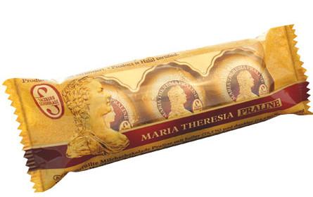 Maria Theresia-Serie mit neuer Pralinenspezialität