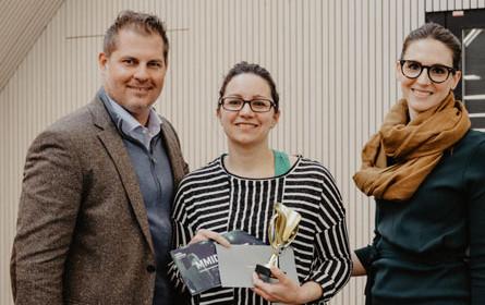 MMA Rookie Award für St. Pöltner FH-Studenten