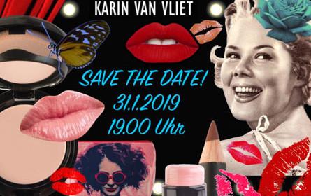 Karin Van Vliet eröffnet neuen Beauty-Store im Herzen von Wien