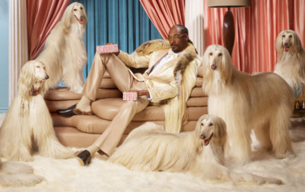"""Smoooth"": Rap-Ikone Snoop Dogg beteiligt sich an Klarna"
