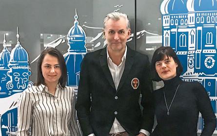 Scoop & Spoon eröffnet neues Büro in München