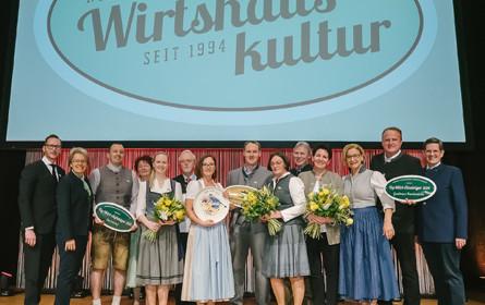 Niederösterreich zeichnet seine besten Wirte aus