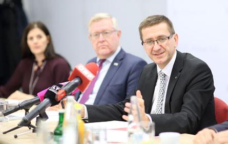 OÖ setzt weiterhin auf Tempo beim Breitband-Ausbau