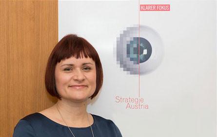 Strategie Austria stellt sich neu auf