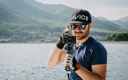 Falkensteiner Video-Blogger: Michael Gruber sichert sich den Traumjob