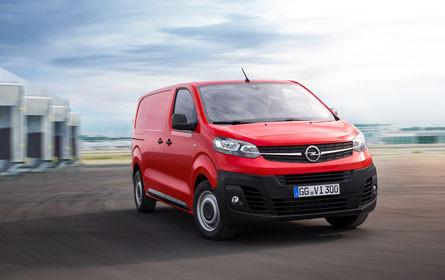 Neuer Opel Vivaro in den Startlöchern
