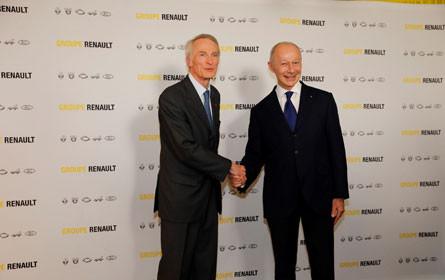 Neues Führungsduo für Renault