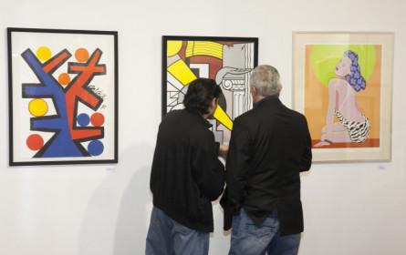 Kunstmesse: 23. Art Innsbruck am Start