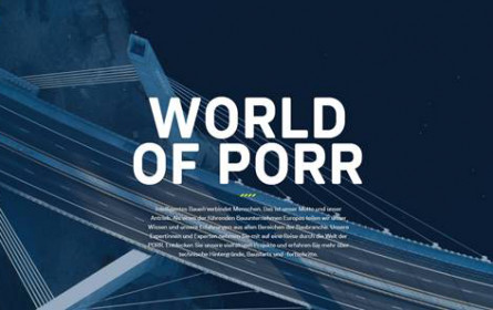 """World of Porr"" als interaktive Wissensplattform"