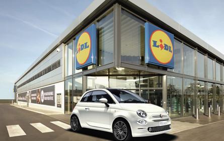 Lidl bietet in Deutschland erstmals Auto an