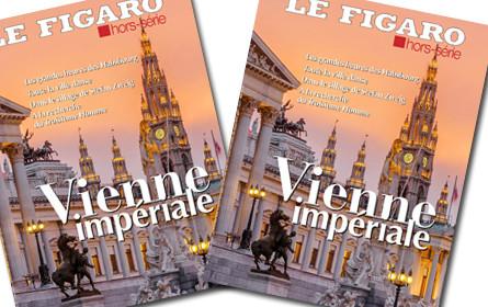 """160 Seiten Wien im """"Le Figaro"""""""