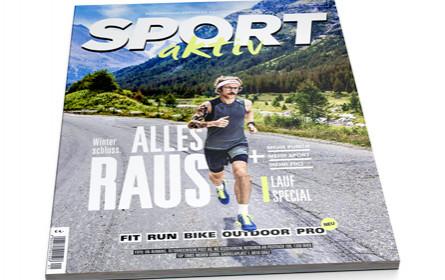 """Sportaktiv-Magazin erscheint mit neuem """"Pro""""-Teil"""