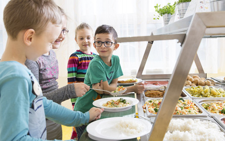 Die Stadt Wien erhöht den Bio-Anteil in der Schulverpflegung